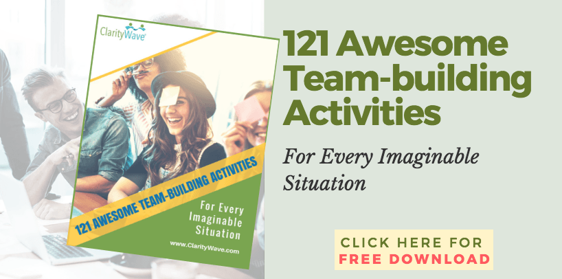 121 awesome team-building activities