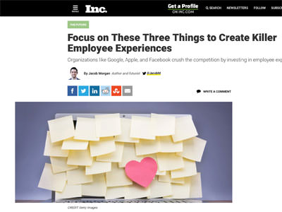 focus three things inc article