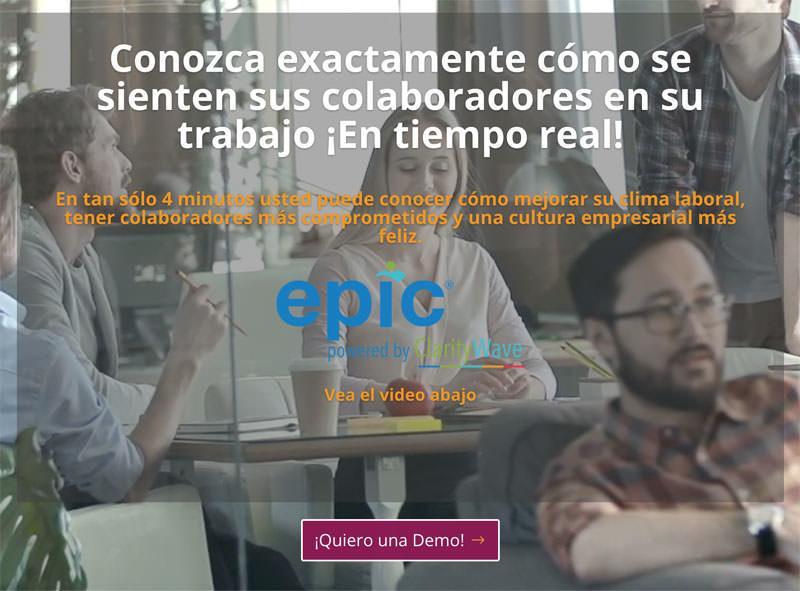 sistemaepic homepage